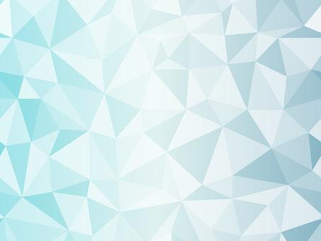 폴리곤 배경 파랑 무료 클립 아트 Illustac