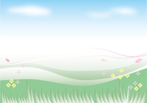 Background NN_ prairie wind