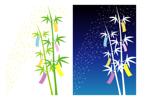 Tanabata Festival _ Illustration