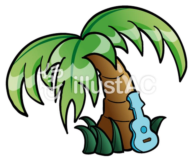 palmtreeのイラスト