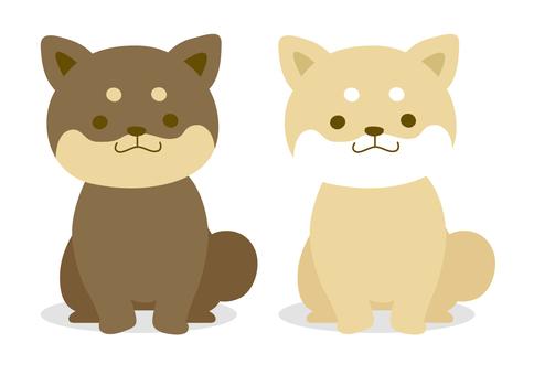 Dog illustration 14