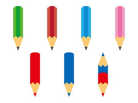 Pencil short