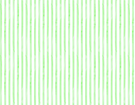 Watercolor striped background _ green-white