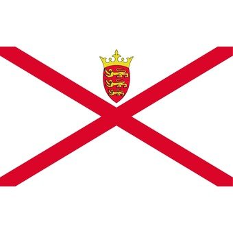 澤西島旗幟