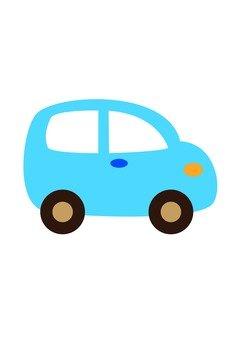 Minicar (Blue)