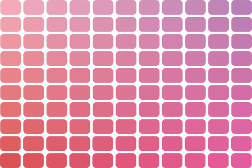 Color chart pink