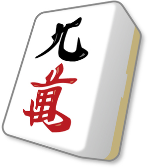 Mahjong Tile Queen