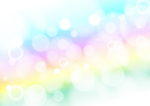 Rainbow image texture background