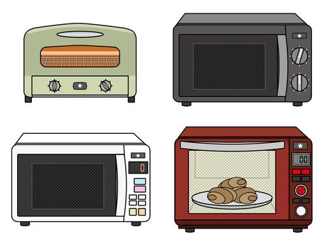 Toaster / Range