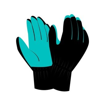 Mountaineering Supplies - Gloves (Blue)