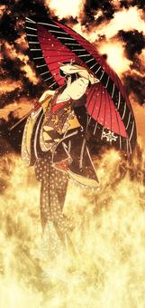 Kabuki actor 3rd version