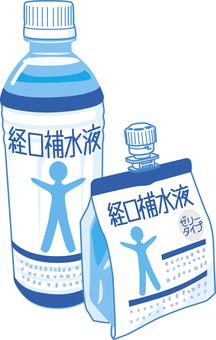Oral rehydration fluid