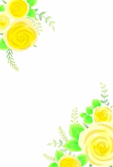 バラ背景002