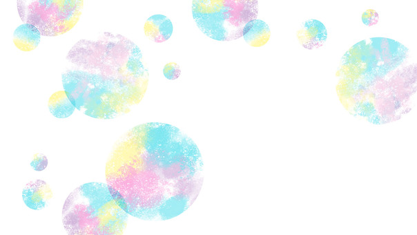 Fashionable hand painted background 58