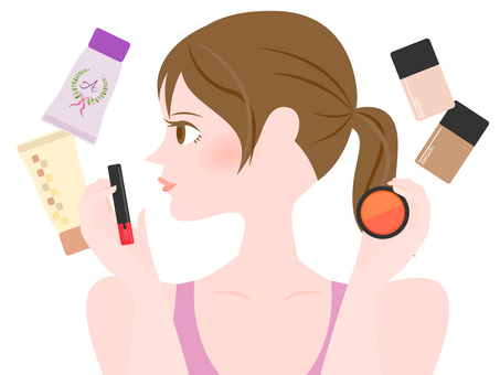 Women and cosmetics
