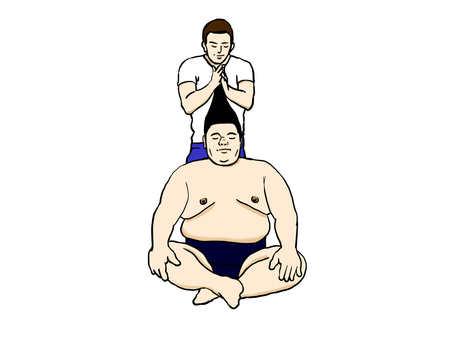 Mr. Sumo and Tsuchiyama