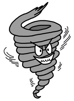 Tornado character