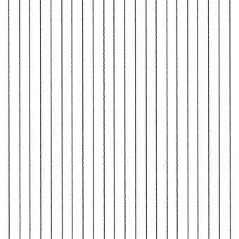 Handwriting style vertical line