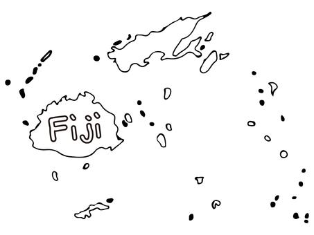Fiji Terrain