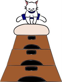 Nyanko Jump Box