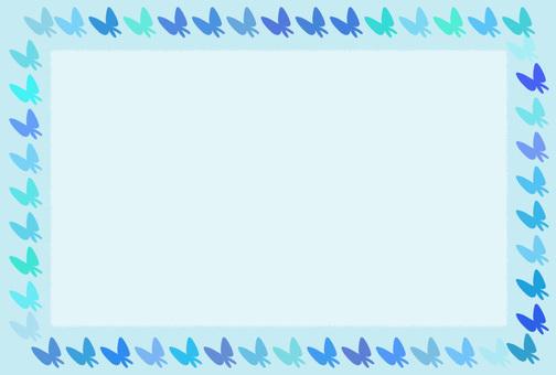 Butter card (light blue)