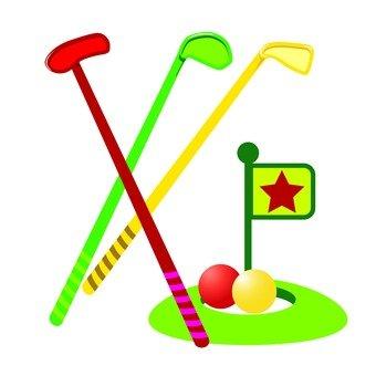 골프의 장난감