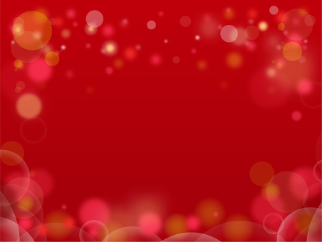 Background light sparkle decoration red red