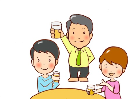 drinking party