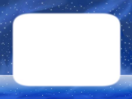테두리 0005- 밤하늘