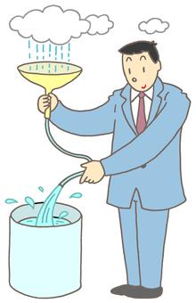 水資源の確保