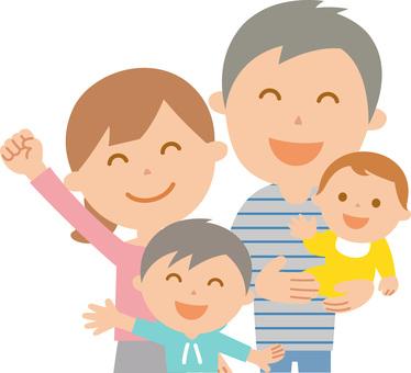 91223.Family, 2.5 body