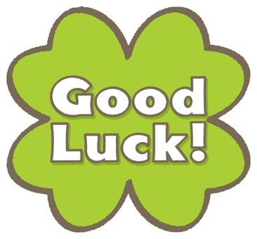 Good Luck!-1A