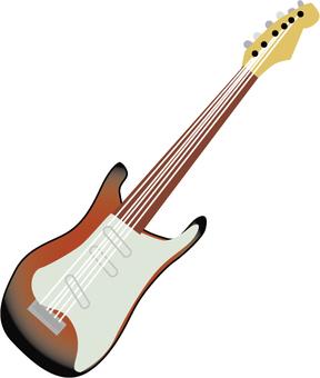 기타의 일러스트