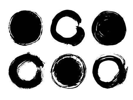 Ink circle material
