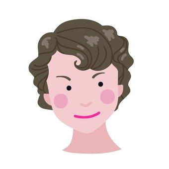 女子髮型(2)