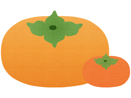 Persimmon (2 pieces)