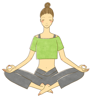 Yoga pose (meditation)