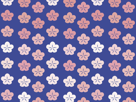 Chiyoda paper plum (blue)