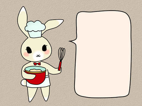 Rabbit chef 3