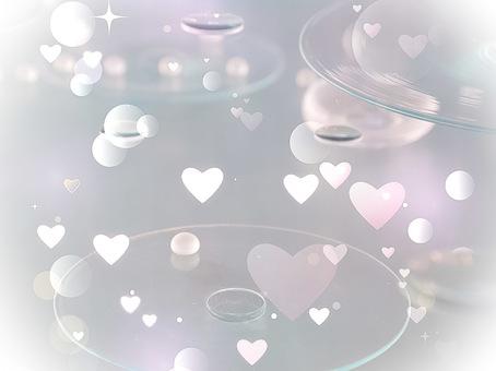 Heart (clear)