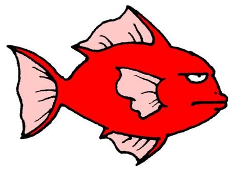 Astringent fish
