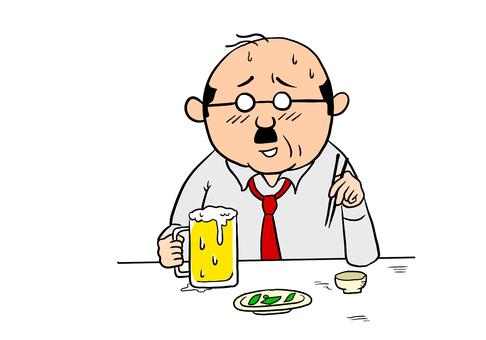 Drinker dad (boss)