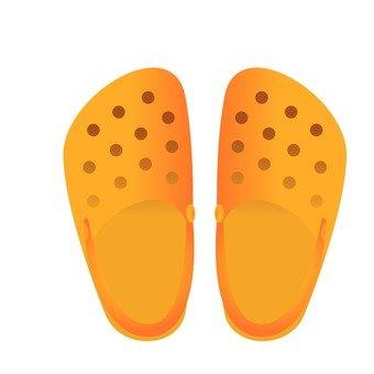 Sandal (Yellow)