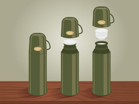 Water bottle 01
