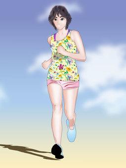 Jogging 04