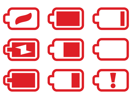 Battery icon 3