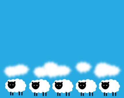 There are 5 sheep