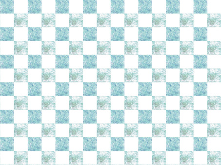 Pastel color checkered wallpaper