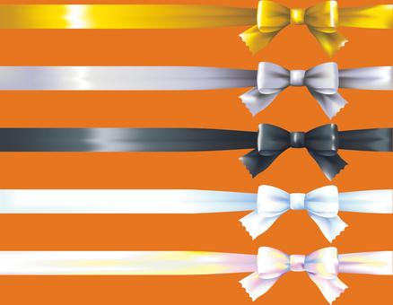 Simple ribbon