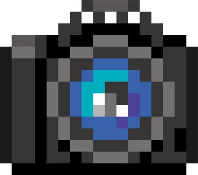 Dot picture single lens reflex